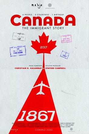 CANADA, THE IMMIGRANT STORY